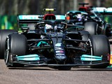 Bottas 'a lot happier' with W12 compared to Bahrain