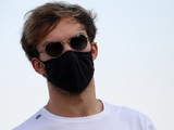Gasly returns positive Covid-19 test result