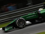 Caterham preparing freight for Abu Dhabi race