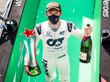 On-song Gasly seeks 'reward' of Red Bull return, Marko says not yet