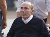 Sir Frank Williams making 'slow and steady' recovery from pneumonia