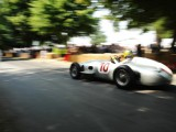 F1 stars out in force at Goodwood