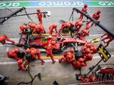 Ferrari to 'fully analyse' what went wrong in Sainz's slow Turkish GP pit stop