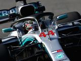 Qualy: Hamilton back on pole in Spain