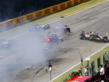 "Multi-car collision behind safety car ""worrying"" - Brawn"