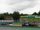 Mercedes drivers surprised by F1 Hungarian GP qualifying gap to Red Bull