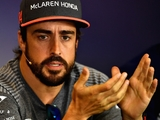 Alonso: Third World title is my priority