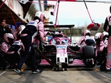 'Realistically' Force India cannot catch Renault