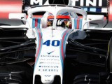"Kubica ""embarrassed"" by Williams FW41"