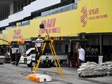 How F1 teams are preparing for the typhoon ahead of Japanese GP
