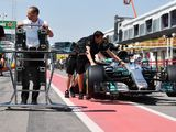 Bottas offers insight into Mercedes' tyre issues