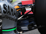 Force India reveals the impact of the 2017 technical revamp