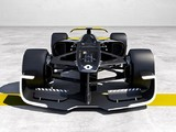 Renault reveals its concept for the Formula 1 car of 2027