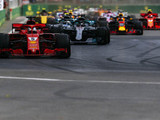 Hamilton claims Vettel broke safety car rules