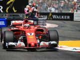 Raikkonen on Pole as Hamilton Endures Q2 Catastrophe