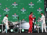 Vettel: Mercedes got lucky with strategy