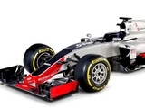 Haas unveil 'very first' F1 car