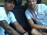 Sky F1 Exclusive: Lewis and Jenson