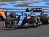 Alonso 'came alive' while Ocon 'went backwards'
