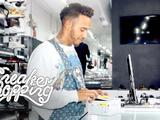 Video: Lewis Hamilton goes sneaker shopping with Complex