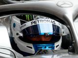 Bottas 'not worried' about No.2 role