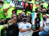 Insight: Gasly ends 24-year wait for France