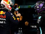 'Hunter' Hamilton embraces Verstappen fight