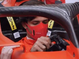 Ferrari lay expectations on the line for Sainz
