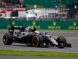 Rear wing issue continues Button Silverstone curse