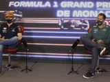 """Vettel has """"no advice"""" for Verstappen after 'failing to succeed' against Hamilton"""
