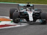 Hamilton Survives Vettel Clash and Overcomes Raikkonen Challenge to Take Monza Victory