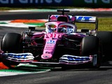 Racing Point in 'damage limitation' mode at Monza