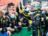 Renault wouldn't be on podium without Ricciardo input