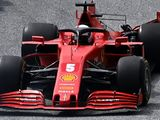 Leclerc takes blame for Ferrari wipe-out
