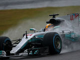 Hamilton tops FP2 as rain hits Suzuka