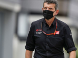 "Grosjean ""upbeat"" with ""nothing broken"" after crash - Steiner"