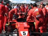 Vettel backs Ferrari amid recent woes