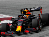 Verstappen broke Red Bull front wing during fastest practice lap