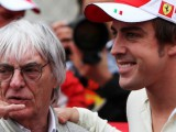 Ecclestone says Alonso wanted to leave Ferrari
