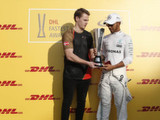More awards for Hamilton and Mercedes