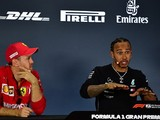 Hamilton and Vettel race Verstappen differently to other F1 rivals