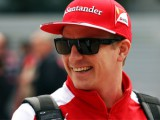 Raikkonen opens up about Ferrari and fatherhood