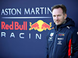 "Filming day ""valuable opportunity"" for the car – Christian Horner"