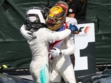 Wolff delights in Mercedes 1-2 in Canada