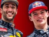 Two years of Ricciardo-Verstappen