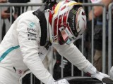 Hamilton on pole in Japan after Ferrari error