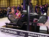 Sim racing becoming 'more and more scientific' for Norris