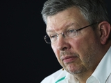 Brawn plays down Liberty Media involvement