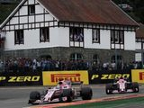Force India Set to Implement Team Orders after Belgian GP Clashes