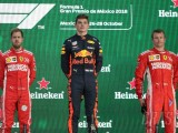 F1 Driver Ratings - Mexican Grand Prix